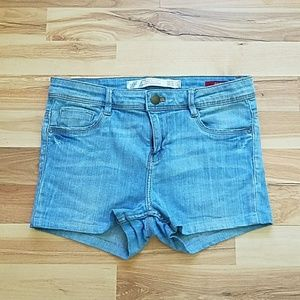 Zara Denim Short